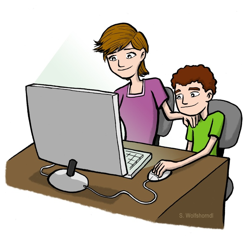cyber safety technology mrs mantz rh sites google com  internet safety clipart free
